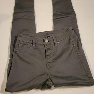 Design lab High rise dark gray pants size 24